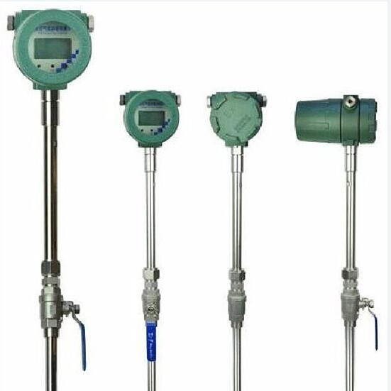 MT100 series Insert Thermal Gas Mass Flowmeter