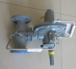 Fisher 299H 2inch Flange Gas pressure reducing valve